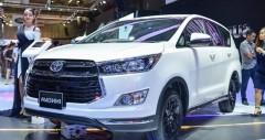 Toyota Innova: hình ảnh, thông số, giá bán
