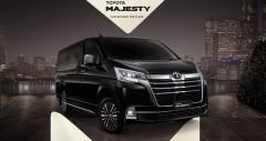 Chi tiết Toyota Majesty