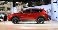 Toyota Rav4 2018-2019: thông số kỹ thuật, giá bán