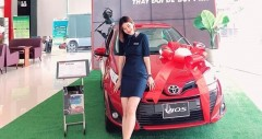 Toyota Vios 2020: khuyến mại, giá lăn bánh