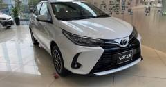 Toyota Vios 2021: khuyến mại, giá lăn bánh