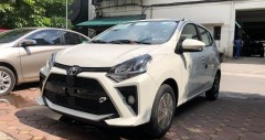 Toyota Wigo: thông số kỹ thuật, hình ảnh, giá bán