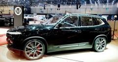 Vinfast Lux V8 ra mắt