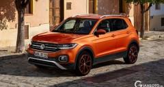 Volkswagen T Cross 2021