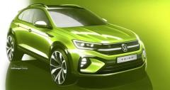 Volkswagen Taigo sắp ra mắt