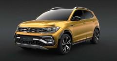 Volkswagen Taigun sắp ra mắt