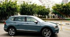 Volkswagen Tiguan: thông số, giá bán