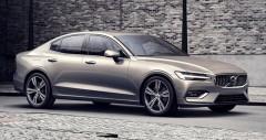 Volvo S60 2019 thế hệ mới ra mắt
