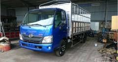 Xe tải Hino 5 tấn lắp ráp và nhập khẩu