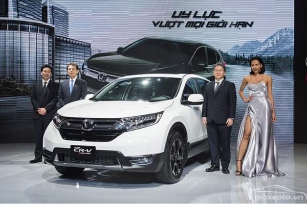 Chi Tiết Honda Crv 2018 2019 Kèm Giá Bán