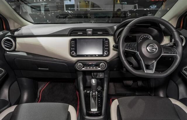 Nissan-Almera-2021-khoang-lai-day-du-cong-nghe