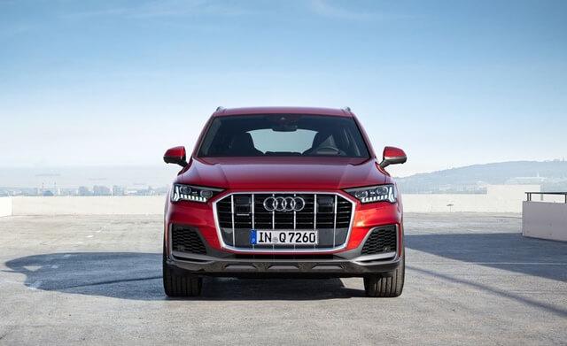 Chi Tiết Audi Q7 2020 Kem Gia Ban 09 2020