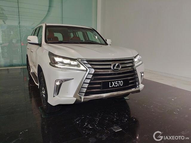 Giá xe lexus lx570
