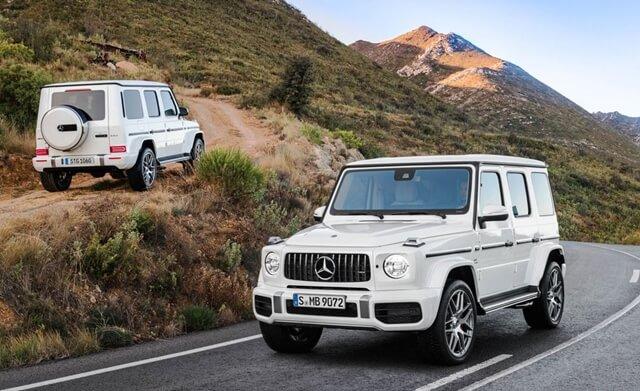 Cập nhật: Bảng giá các dòng xe Mercedes Benz - 10