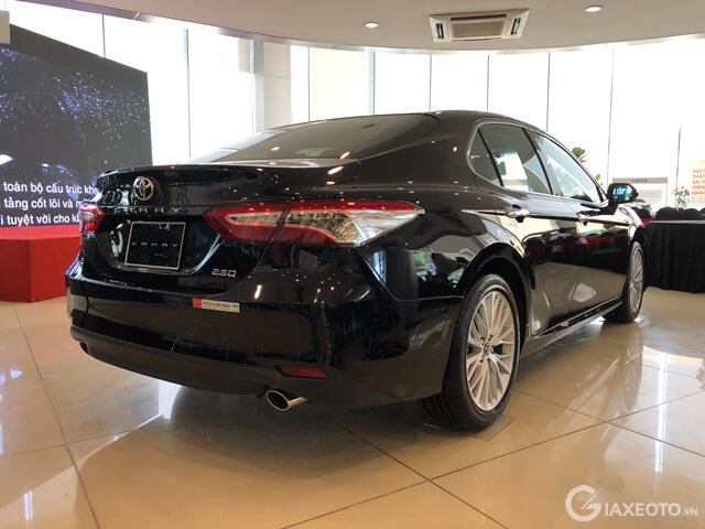 thong so ky thuat toyota camry thailand