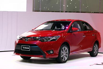 Kết quả hình ảnh cho xe Toyota Vios