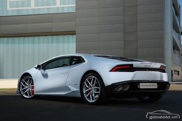 Bảng Gia Sieu Xe Lamborghini 2019 Tại Việt Nam 6 2019