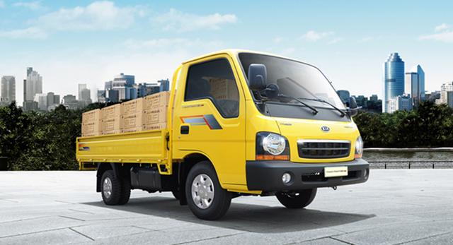so sánh xe tải Dongben và Thaco