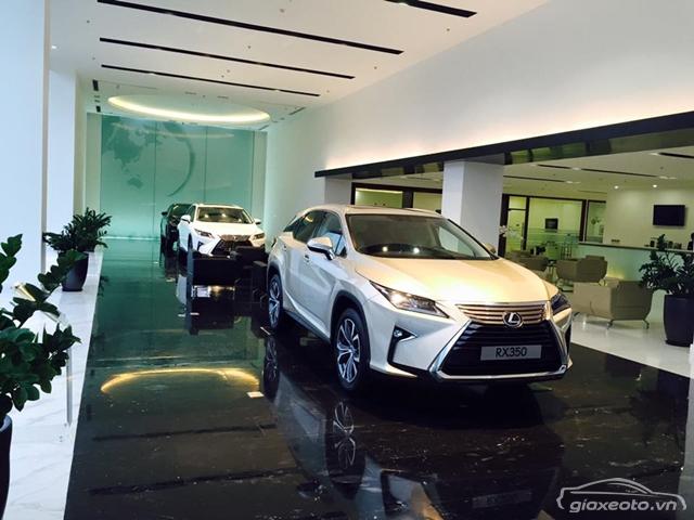 Lexus Rx350 2019 Thông Số Giá Lăn Bánh 032019